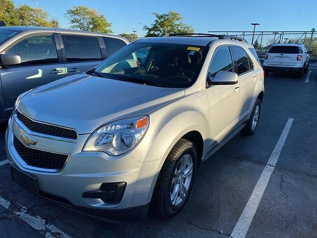 2015 Chevrolet Equinox LT for sale in Frankfort, IL
