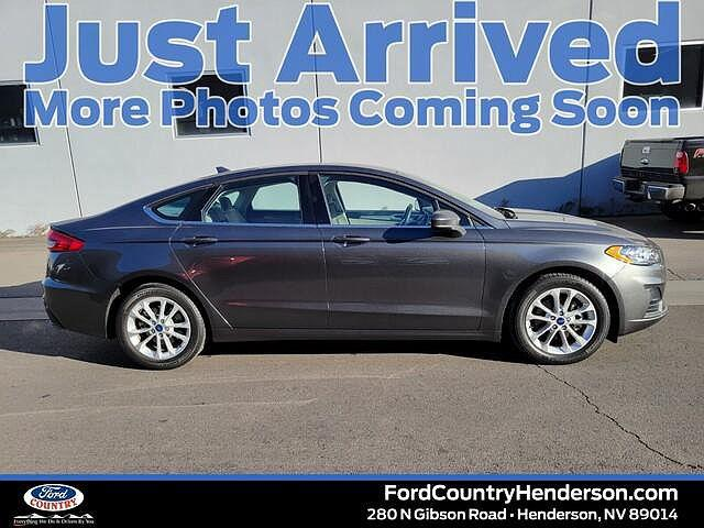 2019 Ford Fusion SE for sale in Henderson, NV