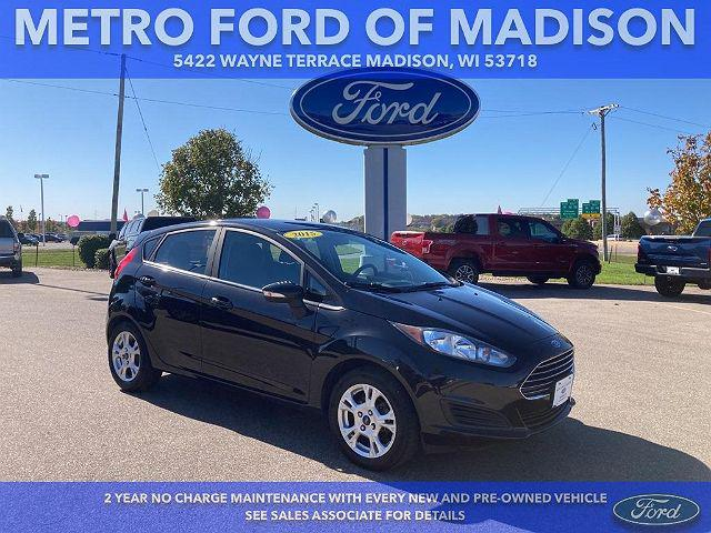 2015 Ford Fiesta SE for sale in Madison, WI