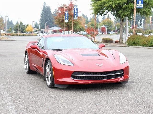 2014 Chevrolet Corvette Stingray Z51 2LT for sale in Olympia, WA