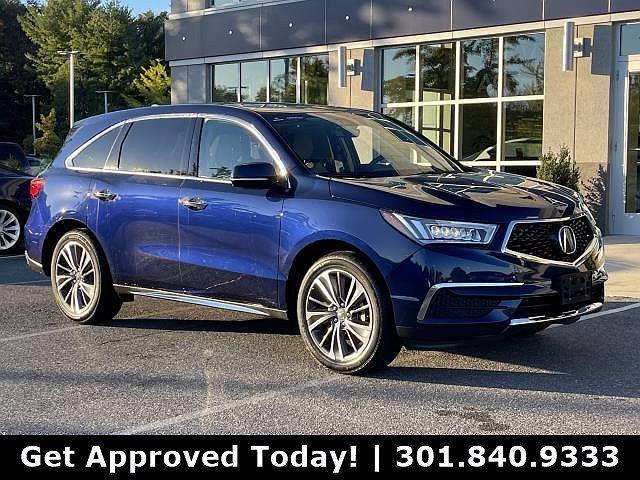 2019 Acura MDX w/Technology Pkg for sale in Gaithersburg, MD