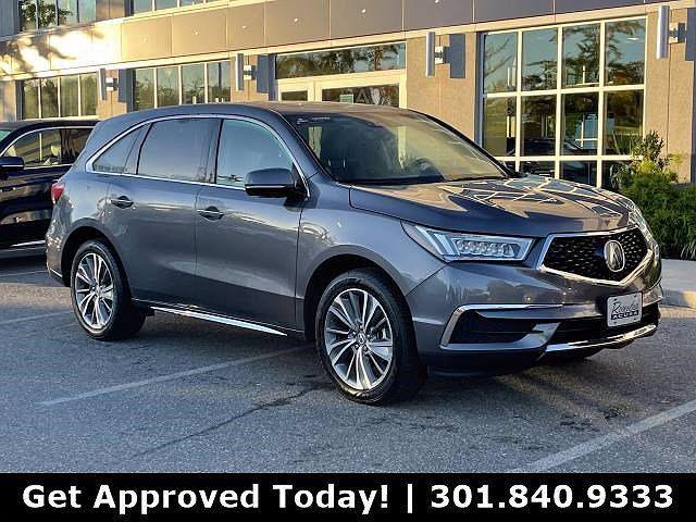 2018 Acura MDX w/Technology Pkg for sale in Gaithersburg, MD