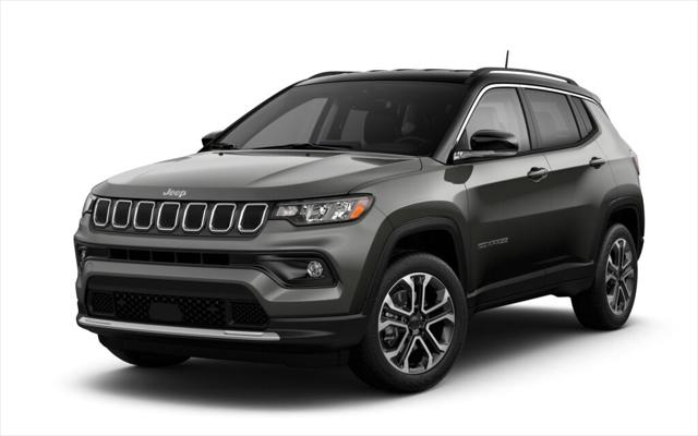 2022 Jeep Compass Limited for sale in Washington  TWP, MI