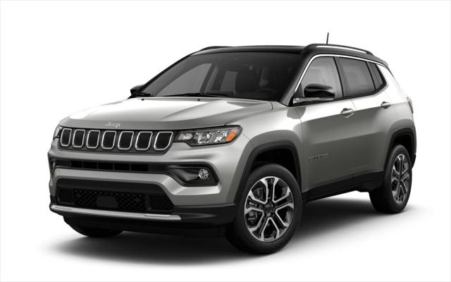 2022 Jeep Compass Limited for sale in Fairfax, VA