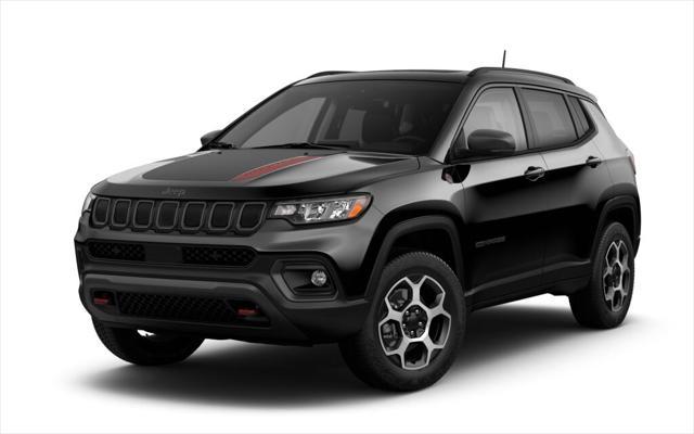 2022 Jeep Compass Trailhawk for sale in Fairfax, VA