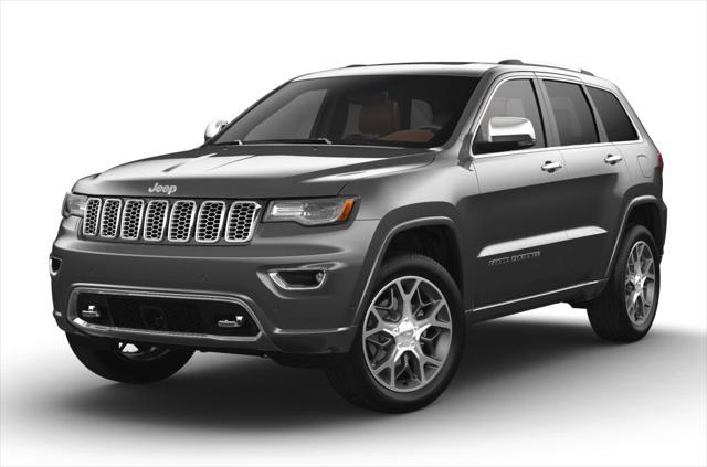 2021 Jeep Grand Cherokee Overland for sale in Chantilly, VA