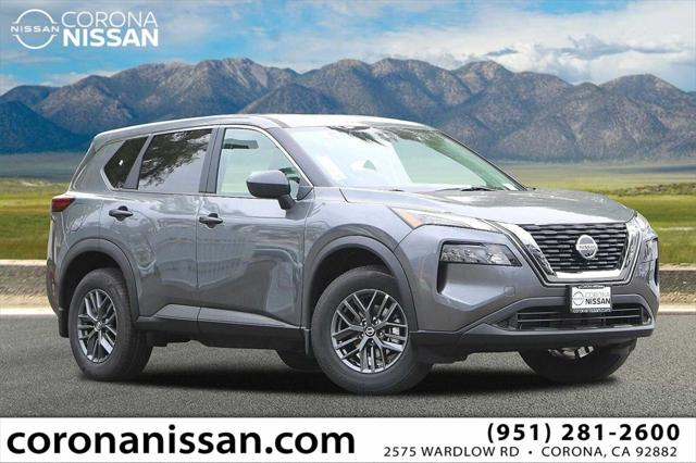2021 Nissan Rogue S for sale in Corona, CA