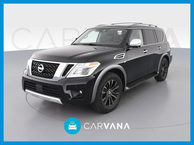 2018 Nissan Armada Platinum for sale in ,