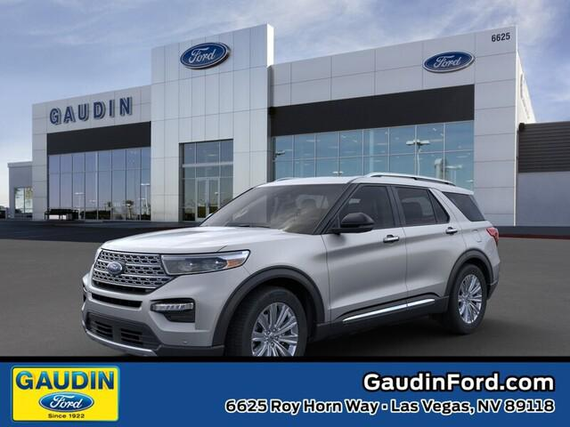 2021 Ford Explorer Limited for sale in Las Vegas, NV