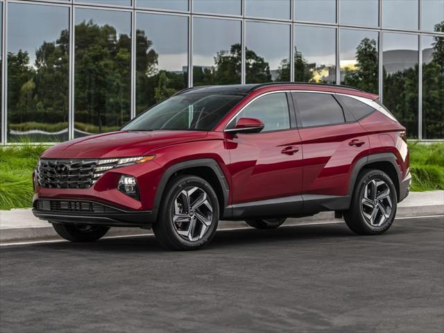 2022 Hyundai Tucson Limited for sale in WINCHESTER, VA