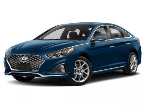 2018 Hyundai Sonata Sport+ for sale in BALTIMORE, MD