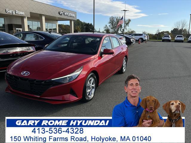 2021 Hyundai Elantra SE for sale in HOLYOKE, MA