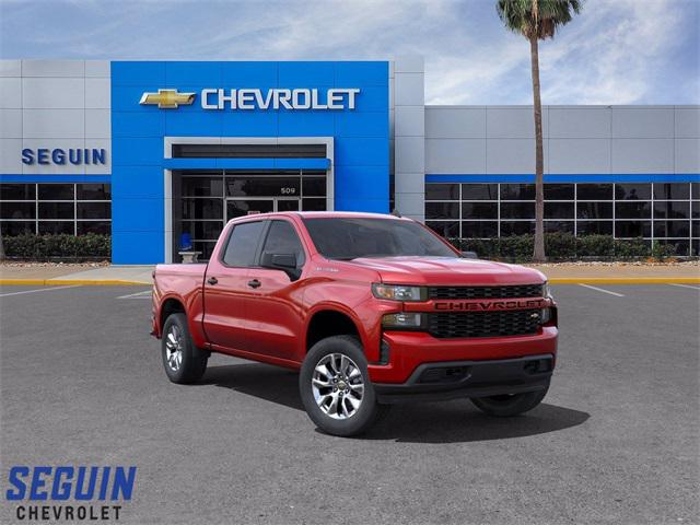 2021 Chevrolet Silverado 1500 Custom for sale in Seguin, TX