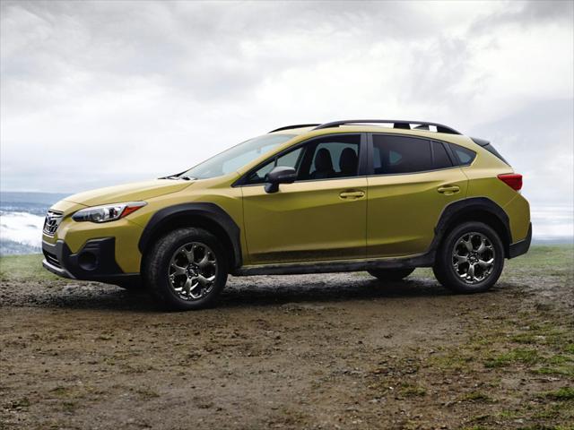 2021 Subaru Crosstrek Limited for sale in Tacoma, WA