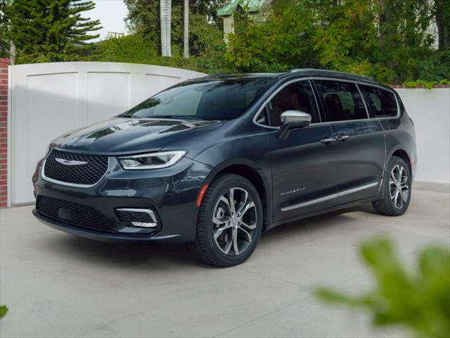 2021 Chrysler Pacifica Limited for sale in Arlington Heights, IL