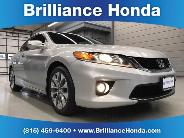 2014 Honda Accord Coupe EX-L for sale in Crystal Lake, IL