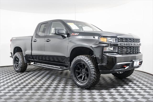2019 Chevrolet Silverado 1500 Custom Trail Boss for sale in Lynnwood, WA