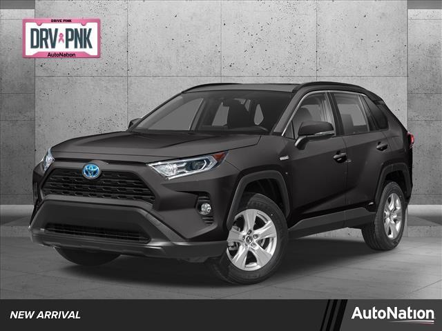 2021 Toyota RAV4 Hybrid XLE Premium for sale in Tempe, AZ