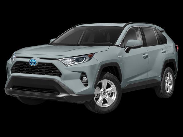 2021 Toyota RAV4 Hybrid XLE for sale in Tacoma, WA