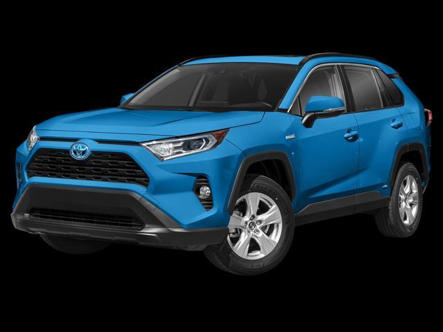 2021 Toyota RAV4 Hybrid XLE Premium for sale in Tacoma, WA