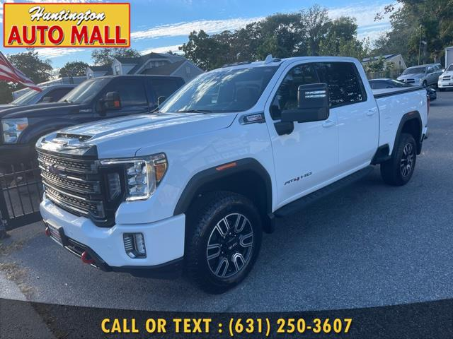 2021 GMC Sierra 3500HD AT4 for sale in Huntington Station, NY