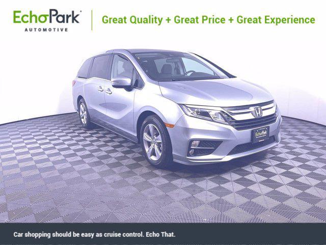 2020 Honda Odyssey EX for sale in San Antonio, TX