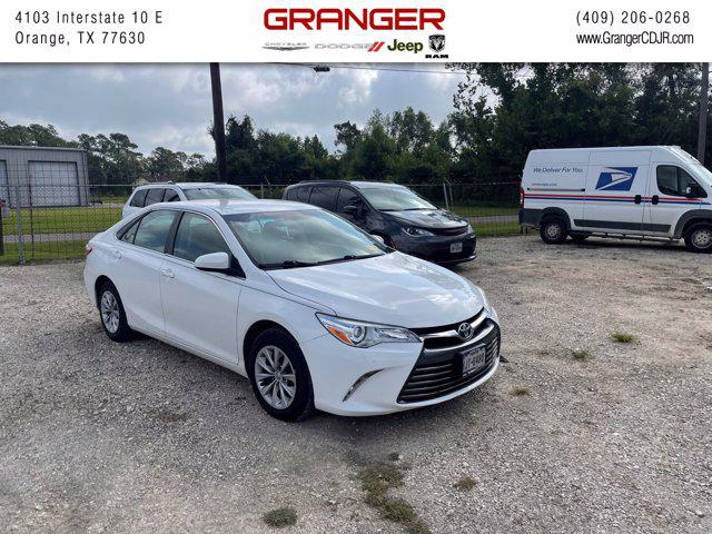 2015 Toyota Camry LE for sale in Orange, TX