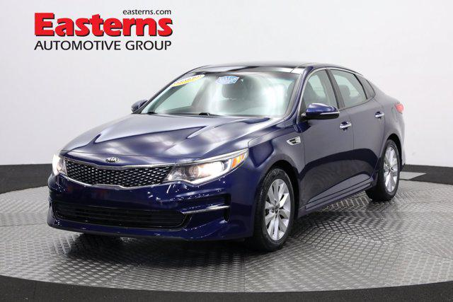 2016 Kia Optima EX for sale in Laurel, MD
