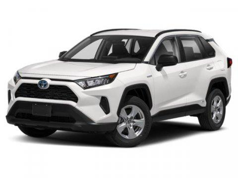 2021 Toyota RAV4 Hybrid LE for sale in Bowie, MD
