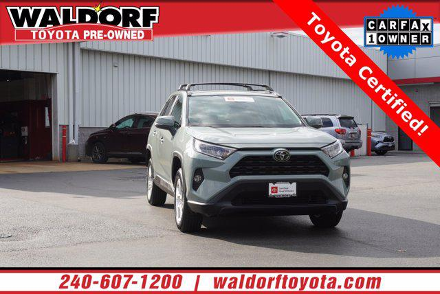 2019 Toyota RAV4 XLE for sale in Waldorf, MD