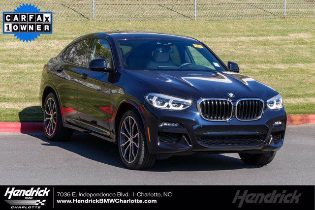 2021 BMW X4 xDrive30i for sale in Charlotte, NC