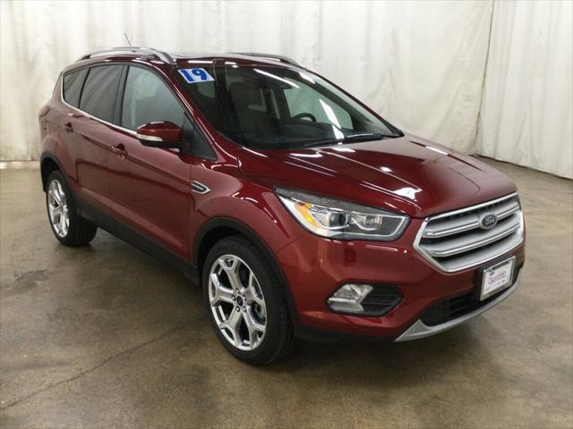 2019 Ford Escape Titanium for sale in Barrington, IL