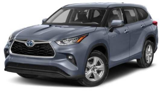 2022 Toyota Highlander Hybrid XLE for sale in Fox Lake, IL