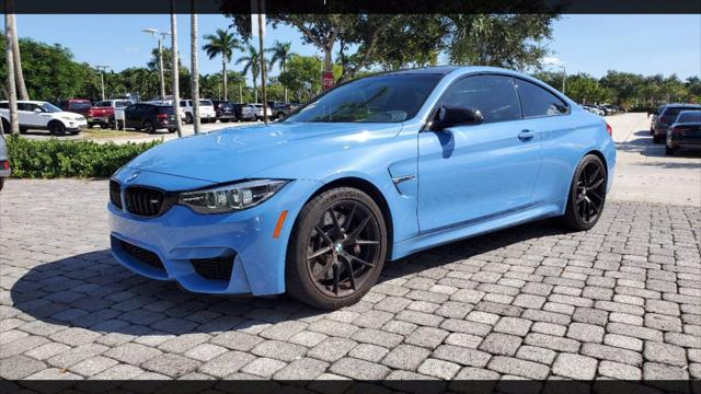2018 BMW M4 Coupe for sale in Fort Lauderdale, FL