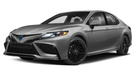 2021 Toyota Camry Hybrid XLE for sale in Cedar Park, TX