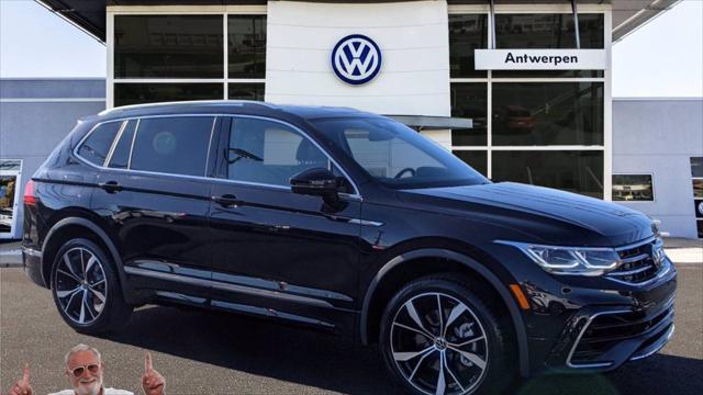 2022 Volkswagen Tiguan SEL R-Line for sale in Pasadena, MD