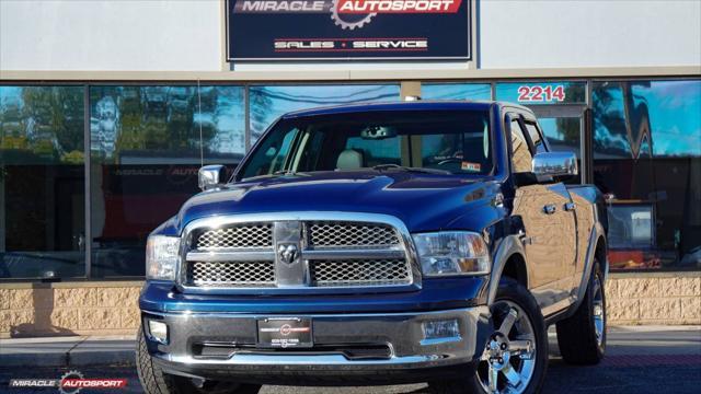 2009 Dodge Ram 1500 Laramie for sale in Mercerville, NJ