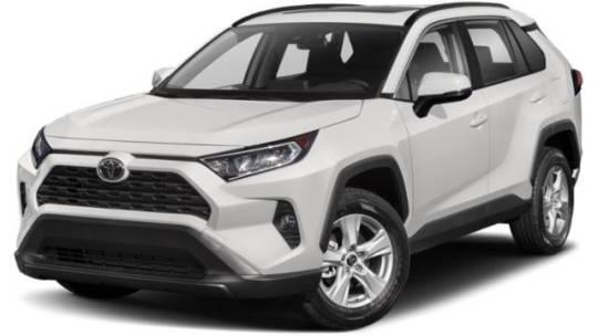 2021年丰田RAV4 XLE在芝加哥上市