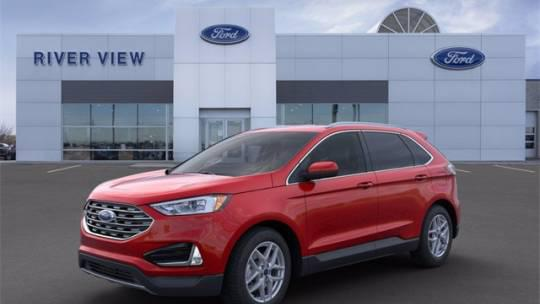 2021 Ford Edge SEL for sale in Oswego, IL