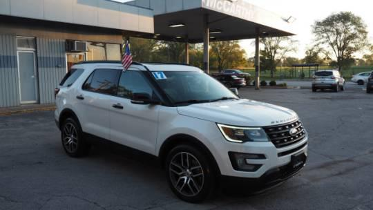 2017 Ford Explorer Sport for sale in Chicago, IL