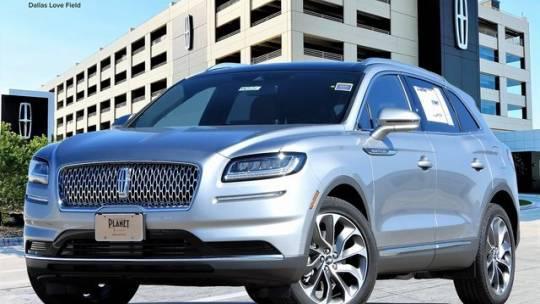 2021 Lincoln Nautilus Reserve for sale in Dallas, TX