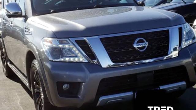 2017 Nissan Armada SL for sale in Denton, TX