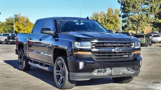 2018 Chevrolet Silverado 1500 LT for sale in Longmont, CO