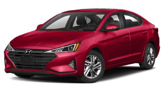 2020 Hyundai Elantra SEL for sale in Houston, TX