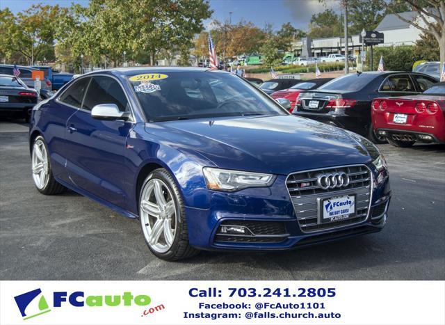 2014 Audi S5 Premium Plus for sale in Falls Church, VA
