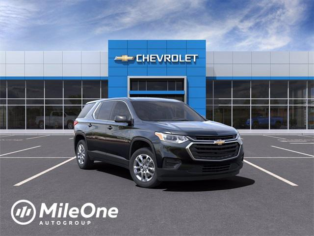 2021 Chevrolet Traverse LS for sale in Owings Mills, MD