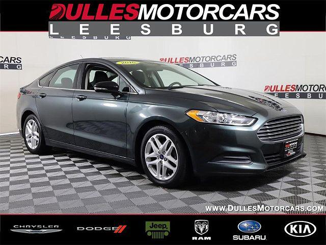 2016 Ford Fusion SE for sale in Leesburg, VA