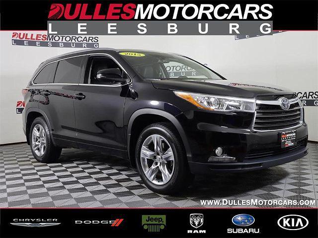 2015 Toyota Highlander for sale near Leesburg, VA