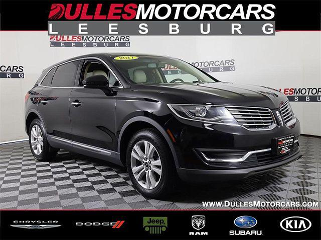 2017 Lincoln MKX Select for sale in Leesburg, VA