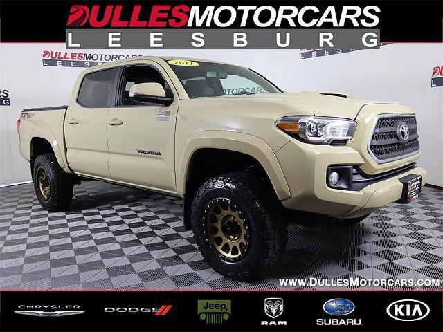 2017 Toyota Tacoma TRD Sport for sale in Leesburg, VA